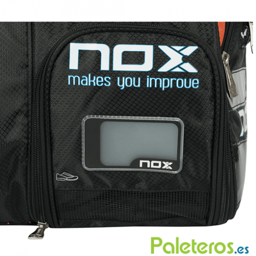Paletero Nox Luxury Plata Thermo