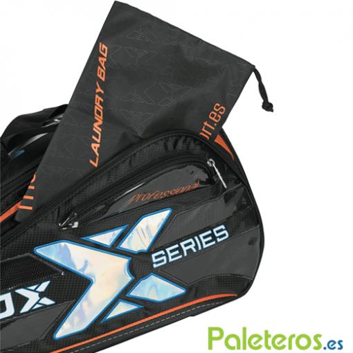 Paletero Nox ML10 Luxury Plata