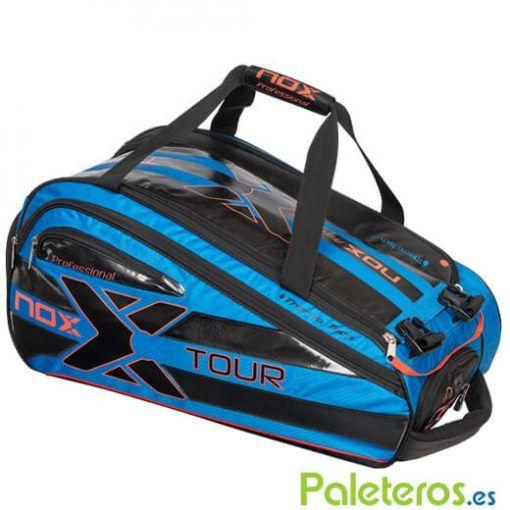 Paletero Nox Tour Azul