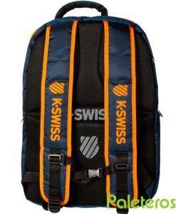 Espalda acolchada mochila K-Swiss Aero