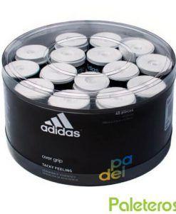 Tambor Overgrips Adidas 45 Blancos