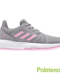 Zapatillas Adidas CourtJam XJ Gris