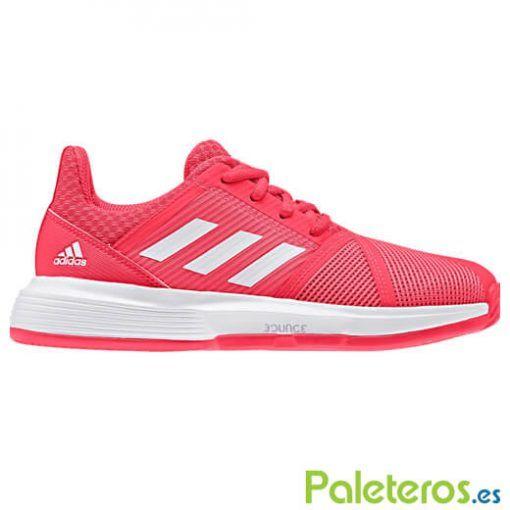 Zapatillas Adidas CourtJam XJ Rosa