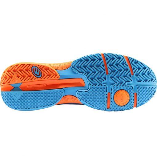 Zapatillas Bullpadel Vertex Light Azul Real Suela