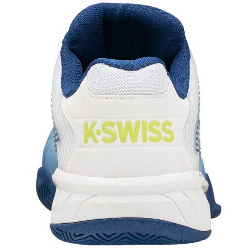Zapatillas KSwiss Hypercourt Express 2 Azul-Blanco 2020