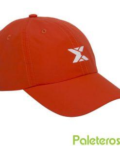 Gorra NOX técnica roja