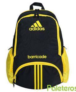 Mochila Adidas Barricade Yellow