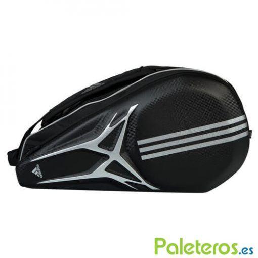 Paletero Adidas Adipower Plata