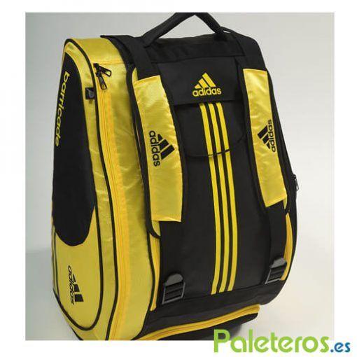 Paletero Adidas Barricade Yellow 2019