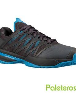 Zapatillas K-Swiss Ultrashot negras-azules