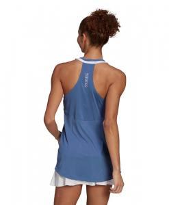 Camiseta Adidas Club Tirantes azul 2021