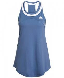 Camiseta Adidas Club Tirantes azul