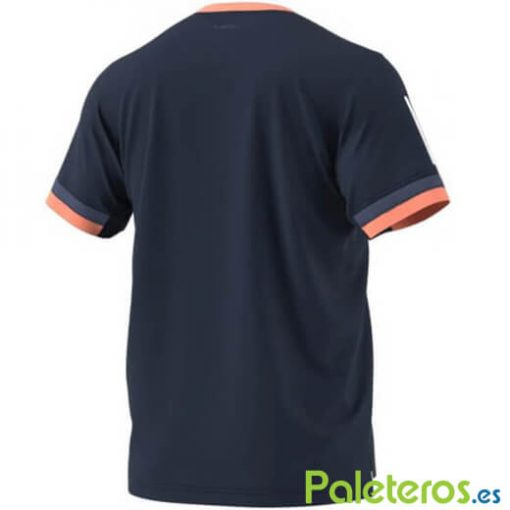 Adidas Camiseta Club Azul