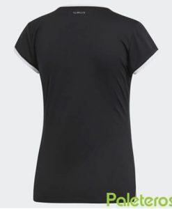 Camiseta Adidas Club Black Mujer