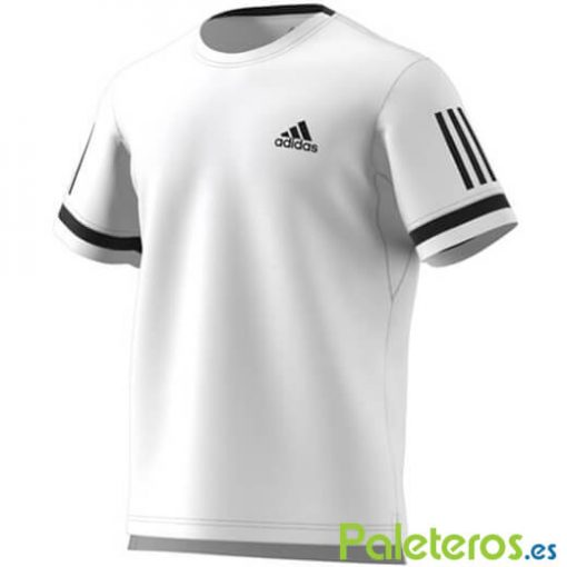 Camiseta Adidas Club Blanca