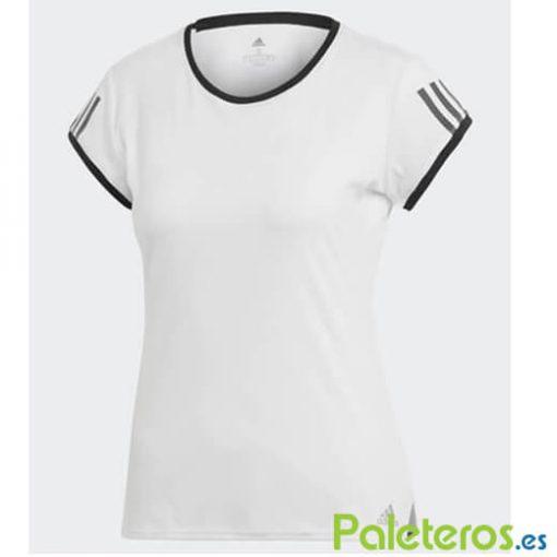Camiseta Adidas Club Blanca Mujer