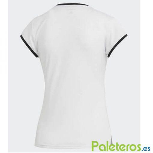 Camiseta Adidas Club White Mujer