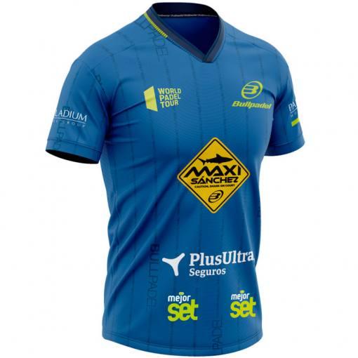 Camiseta Bullpadel Artigas Maxi Sanchez