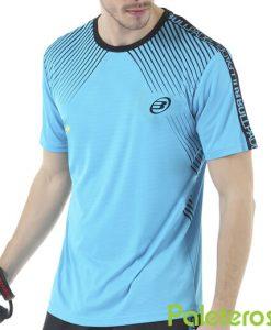 Camiseta Bullpadel Imotep Turquesa