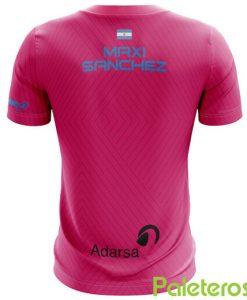 Camiseta Bullpadel Oficial Maxi Fresa 2019