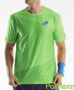 Camiseta Bullpadel Tatsu Verde
