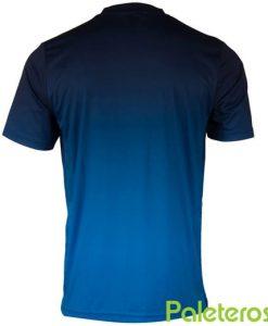 Camiseta KSwiss Hypercourt Express Crew Azul