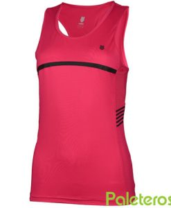 Camiseta Tirantes K-Swiss Hypercourt Speed Rosa