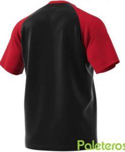 Club Roja-Negra Camiseta Adidas