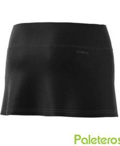 Falda Adidas Advantage Negro