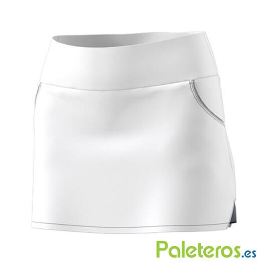a31c8c85f Falda Adidas Club Blanca