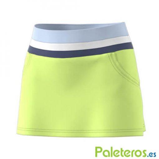 Falda Adidas Club Lima
