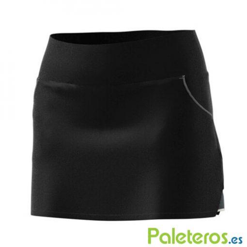 Falda Adidas Club Negra