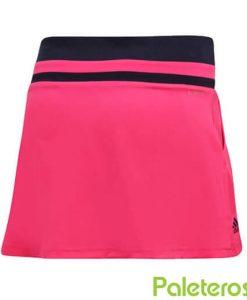 Falda Adidas Rosa Club
