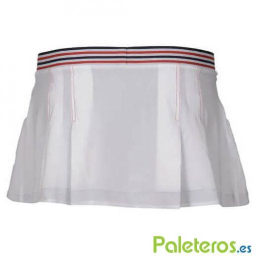 Falda KSwiss Blanca