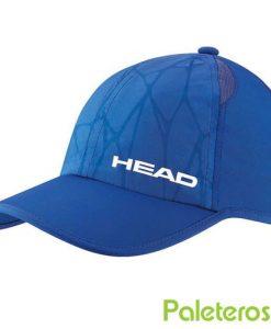 Gorra HEAD Light Function azul