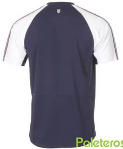 KSwiss Camiseta Heritage Blanca