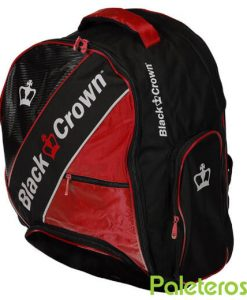 Mochila Black Crown roja