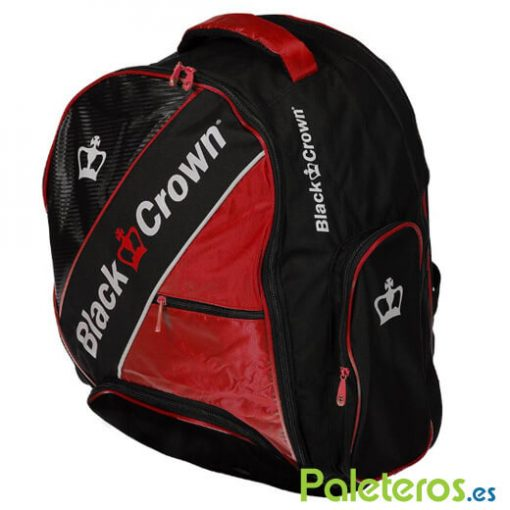 Mochila Black Crown roja