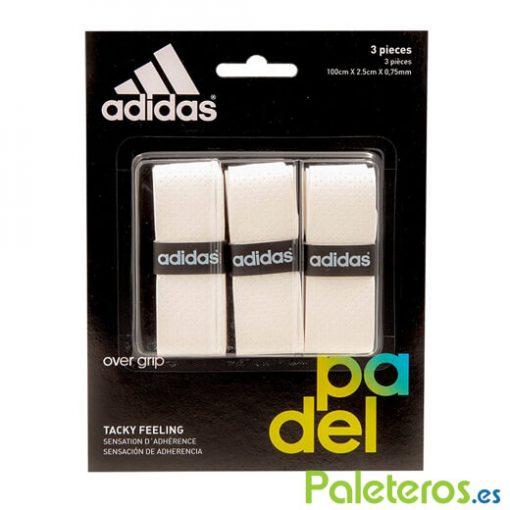 Overgrips Adidas Blanco