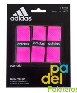 Overgrips Adidas Rosa