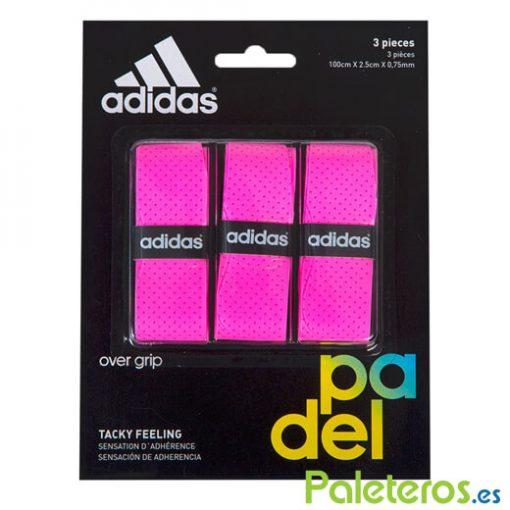 Overgrips Adidas Rosa