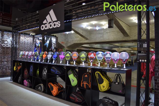 Palas Adidas 2019