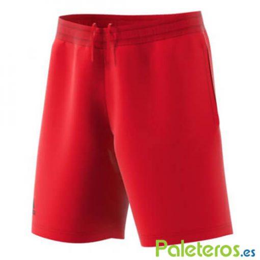 Pantalon Adidas Club Rojo
