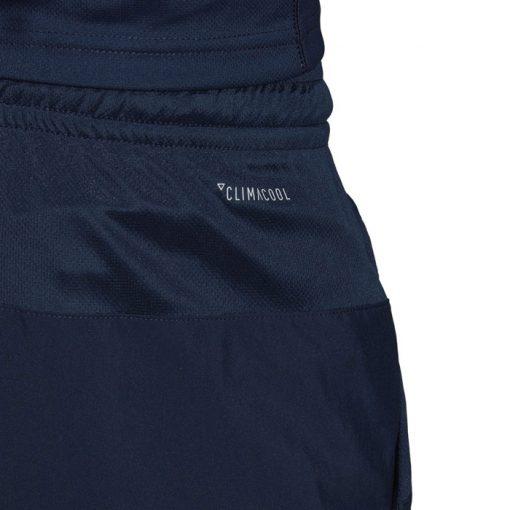 Pantalon Adidas Club Azul Detalle