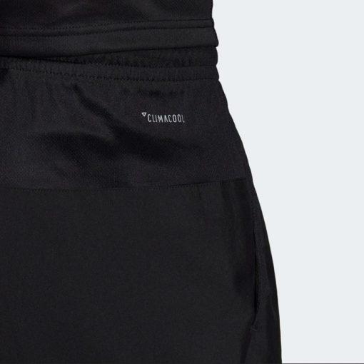 Pantalon Corto Adidas Club Black Detalle