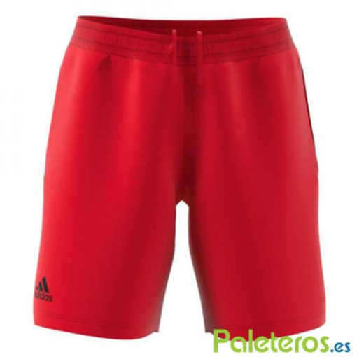 Pantalon Corto Adidas Club Rojo