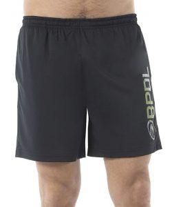 Pantalon Corto Bullpadel Cepeus Negro