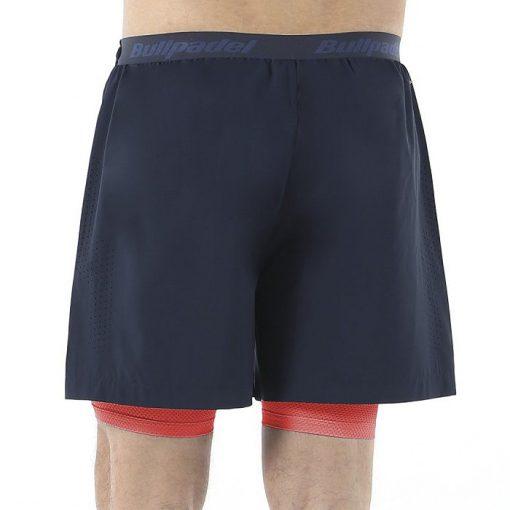 Pantalon Corto Bullpadel Jasone Azul