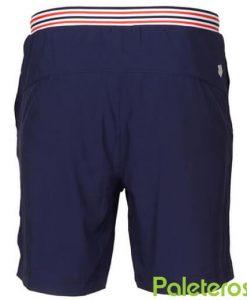 Pantalon Corto K-Swiss Heritage Azul