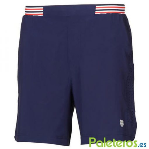 Pantalon KSwiss Heritage Azul